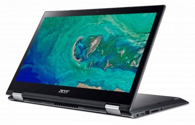 Acer представила три новинки: ультрабук, игровой ноутбук и трансформер