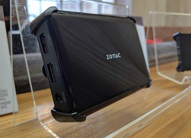 CES-2018: Zotac представила безвентиляторные мини-компьютеры
