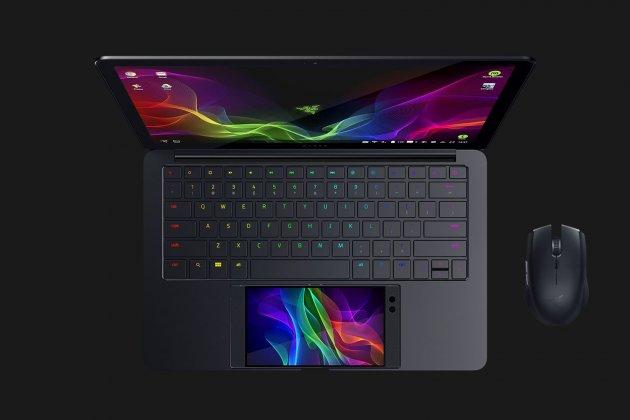 CES-2018: Razer показала ноутбук из смартфона