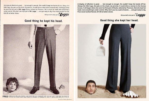 «В параллельной вселенной»: художник меняет ролями мужчин и женщин. Фото