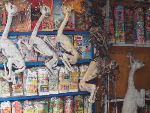 Так выглядит самый знаменитый «рынок ведьм». Фото