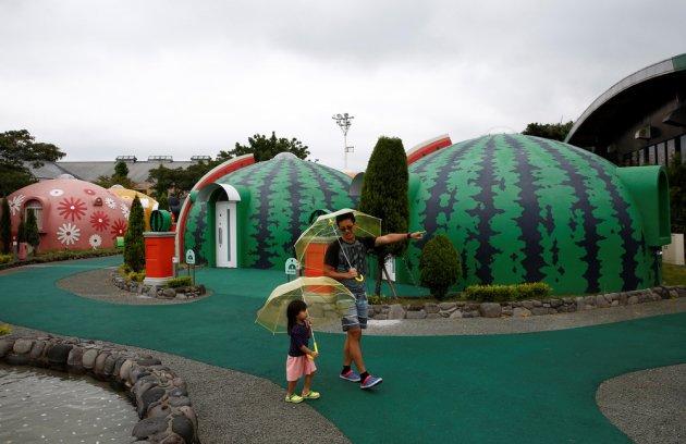 Так выглядит повседневная жизнь японцев. Фото