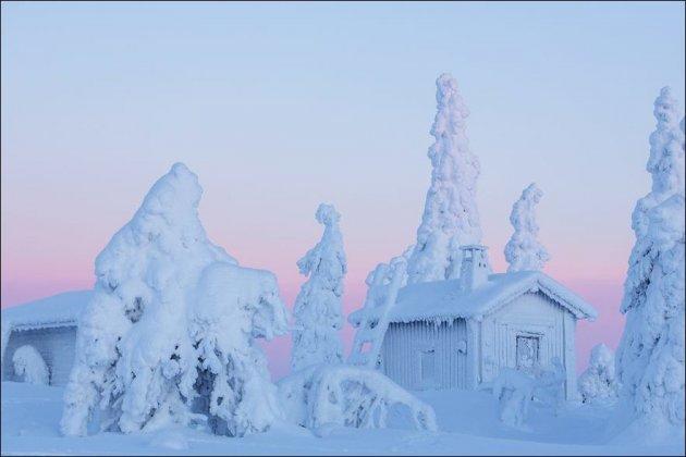 Невероятные снимки сказочной Лапландии. Фото