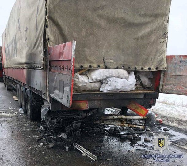 ДТП на Харьковщине: четверо погибших