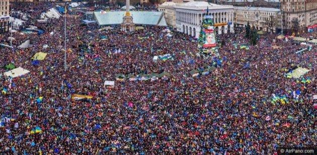 Невозможно забыть: самые впечатляющие снимки Майдана. Фото