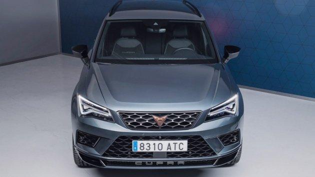 SEAT официально представила «заряженный» Cupra Ateca