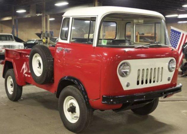 Необычные модели Jeep, о которых многие не знают