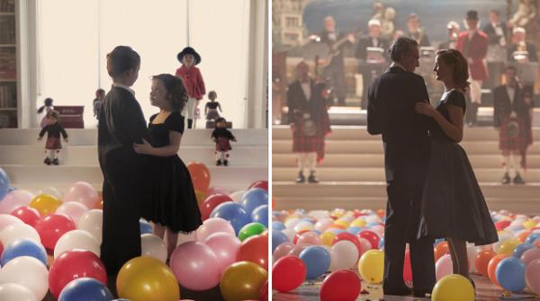 Дети воссоздали кадры из фильмов-номинантов на «Оскар». Фото
