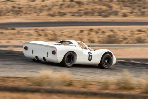 На Sotheby's за астрономическую цену выставили самый редкий Porsche