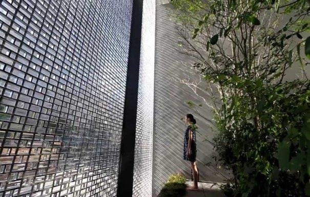 Стеклянные дома – новый тренд в архитектуре Японии. Фото