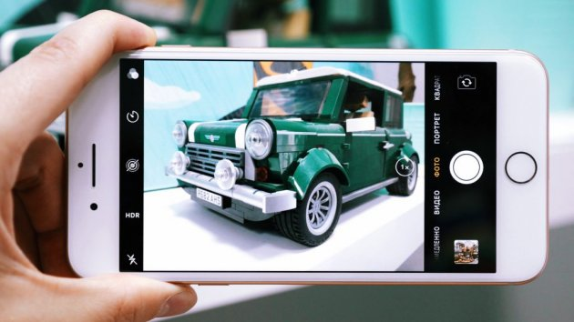Обнародован рейтинг смартфонов с наилучшими камерами