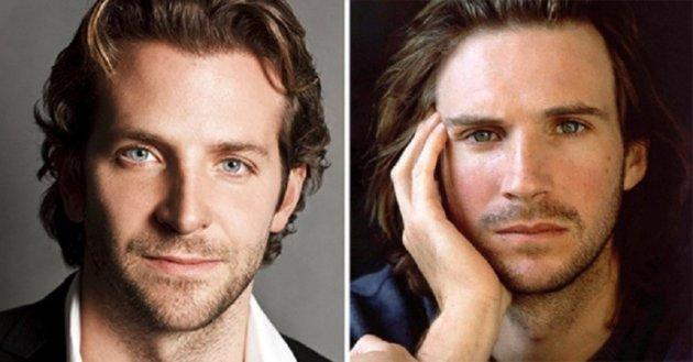 Как две капли: знаменитости с очень схожей внешностью. Фото