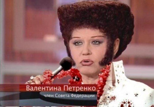 Странная прическа россиянки-политика взорвала интернет