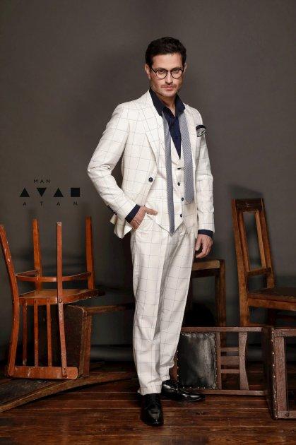 Стиль и обаяние: лицом коллекции бренда Андре Тана стал известный актер
