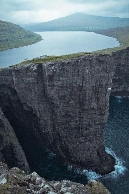Верится с трудом: эти пейзажи на самом деле существуют. Фото