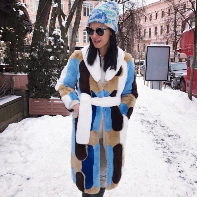 Маша Ефросинина восхитила стильным образом