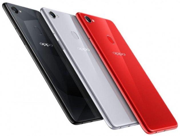Китайцы показали новый смартфон для любителей селфи