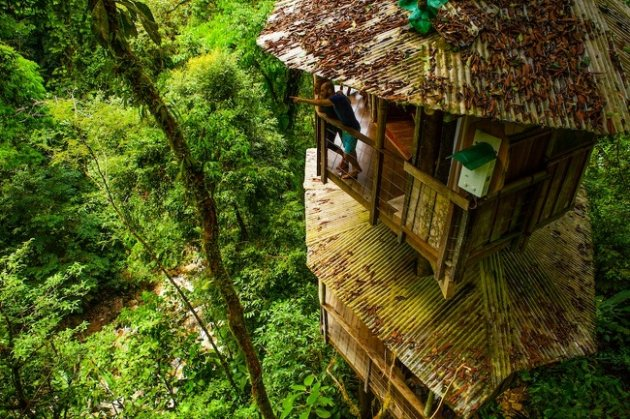 Туристам на заметку: самые необычные в мире поселения. Фото