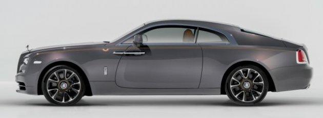 Шикарное купе от Rolls-Royce получило обновление
