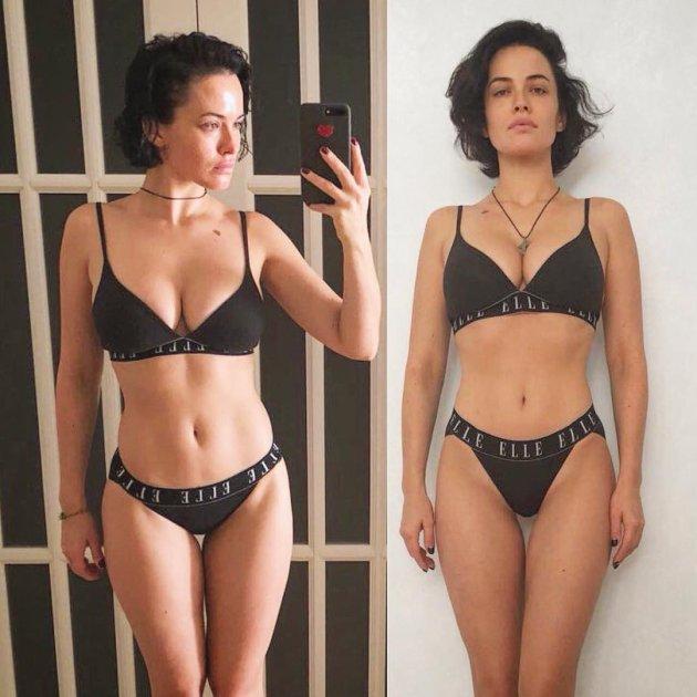 Даша Астафьева похвасталась результатами похудения