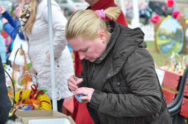 Около 17 000 яиц: закарпатский фестиваль установил национальный рекорд. Видео