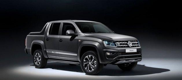 Художники показали внешний вид нового пикапа Volkswagen