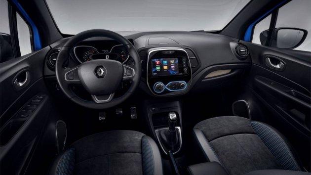 В Сеть просочились снимки нового Renault Captur
