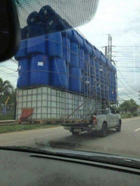 Автомобиль — это не роскошь, а средство перевозки такого, что вам и не снилось!