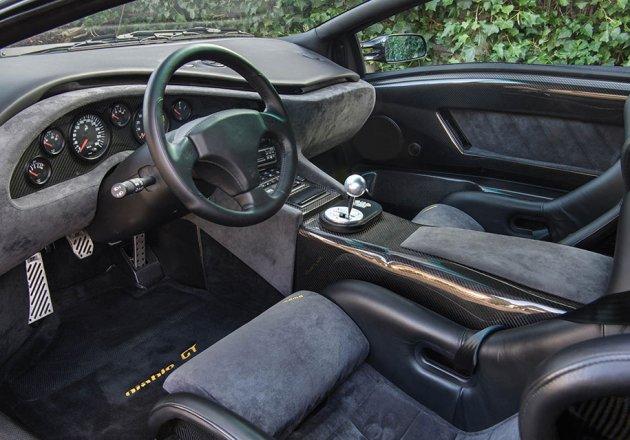 На Sotheby's выставили Lamborghini с пробегом всего 276 километров