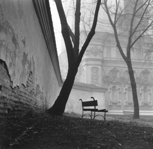 Известный документалист показал «черно-белый» Киев прошлого века. Фото