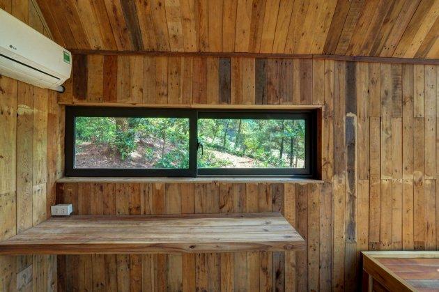 Каждый захочет отдохнуть в этом необычном домике. Фото