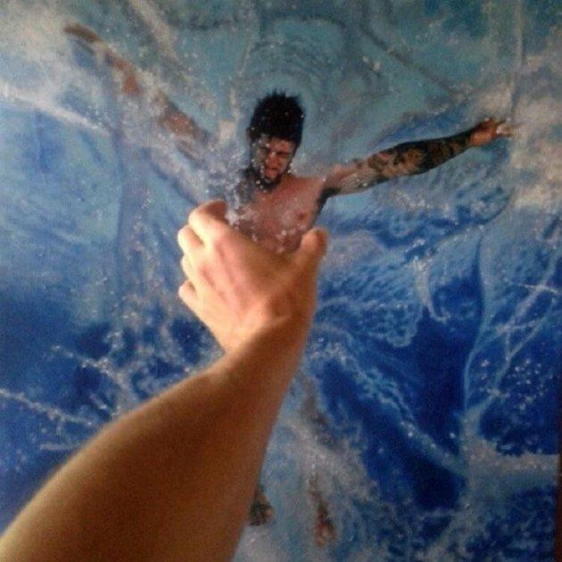 Сверхреалистичные картины аргентинского художника. Фото