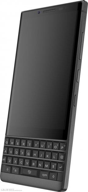В Сеть попали снимки смартфона с сенсорным дисплеем и QWERTY-клавиатурой