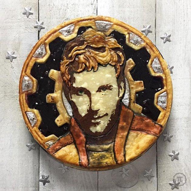 Пироги — это круто: кондитер выпекает невероятные сладкие шедевры. Фото