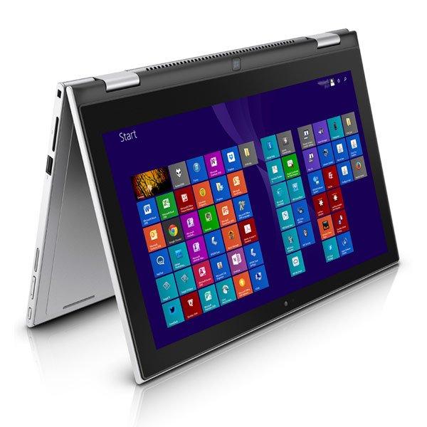 Dell показала мощный ноутбук-трансформер