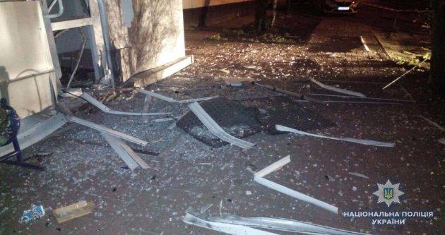У здания «Киевэнерго» прогремел взрыв