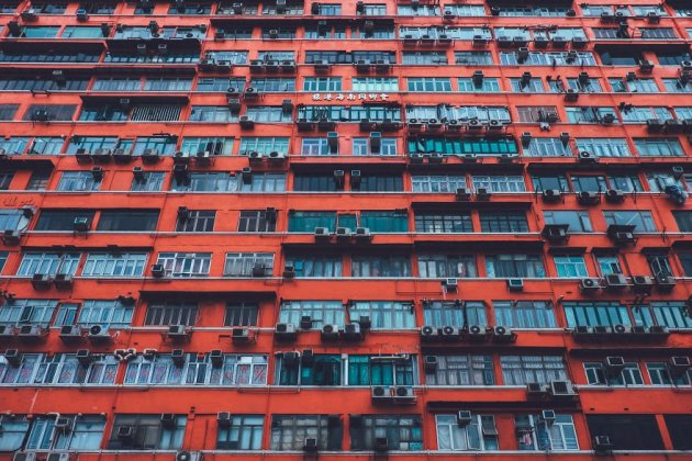 Контрасты Гонконга глазами европейца. Фото