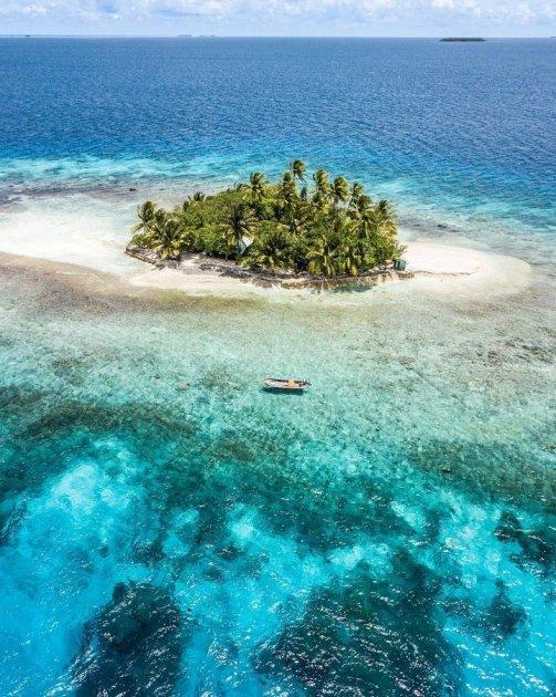 Невероятные снимки Маршалловых островов от заядлого путешественника. Фото