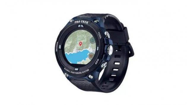 Casio выпустила новые смарт-часы с GPS