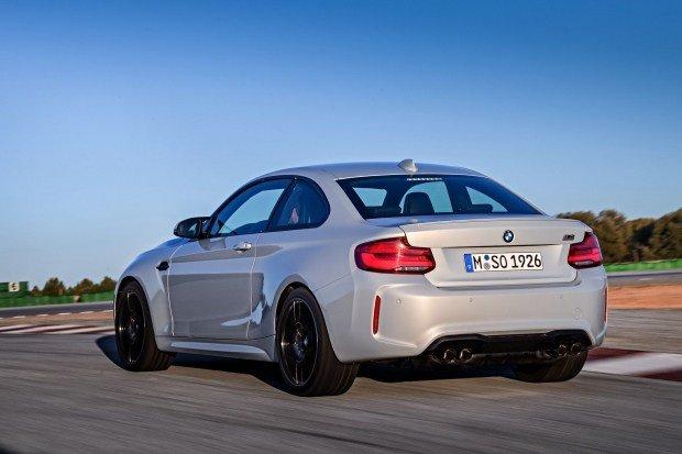 BMW официально презентовала новое «заряженное» купе