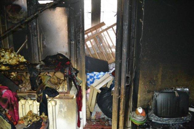 Трагедия в Одессе: ребенок погиб в огне пожара