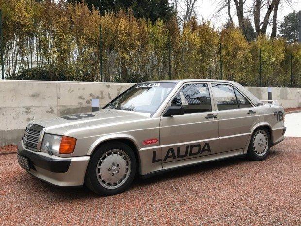 В Германии продают Mercedes известного гонщика