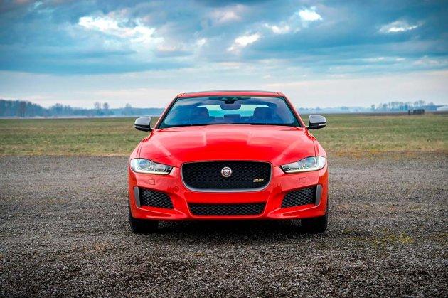 Jaguar показал новый спортивный седан
