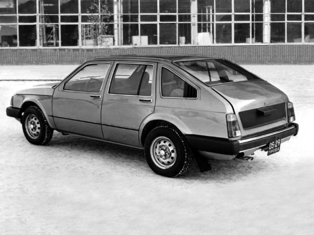 Эти популярные советские автомобили могли выглядеть по-другому. Фото