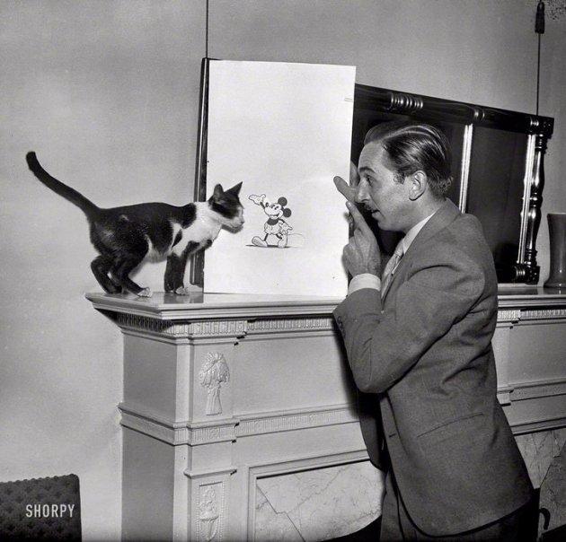 Архивные снимки, наиболее точно характеризующие прошлую эпоху. Фото