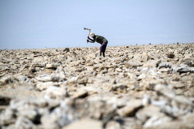 Геологическая депрессия: это место считается самым безжизненным на Земле. Фото
