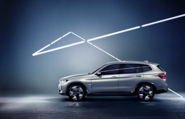 Самые интересные электромобили Пекинского автосалона. Фото