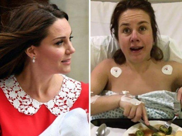 Идеальный вид Кейт Миддлтон после родов стал поводом для насмешек