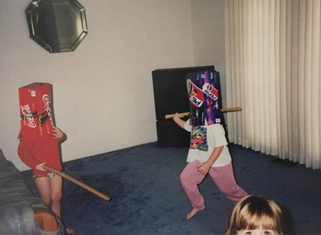 Если детство пришлось на 90-е, то оно наверняка из «параллельной реальности». Фото
