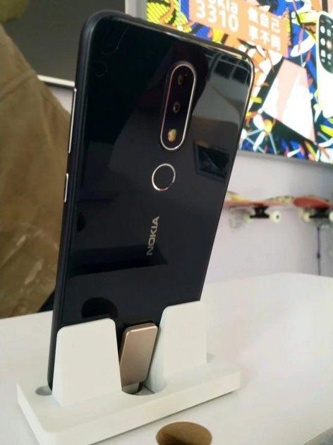 В Китае официально показали Nokia X